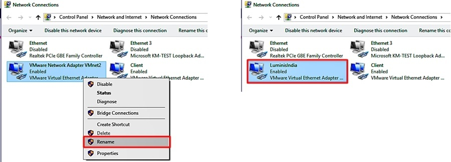 Integration of GNS3 with VMWare 13