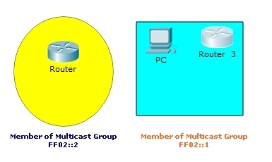 Multicast Group Member
